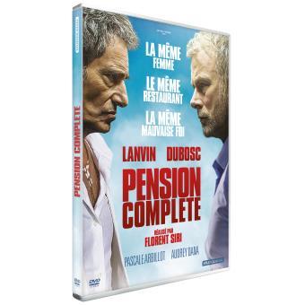 Pension complète DVD