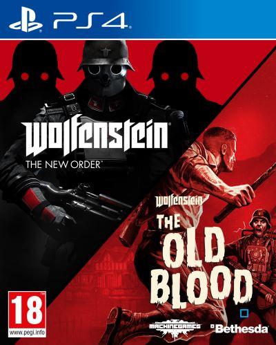 Wolfenstein Bi-Pack PS4
