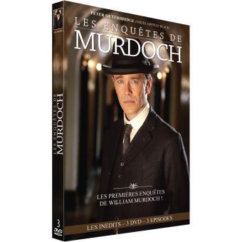 Les Enquêtes de MurdochLes Enquêtes de Murdoch Coffret Les inédits DVD