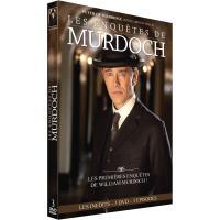 Les Enquêtes de Murdoch Coffret Les inédits DVD