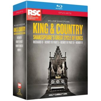 Kings and Country Le grand cycle des Rois Blu-ray