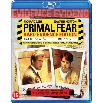 PRIMAL FEAR-BIL-BLURAY (PEUR PRIMALE)