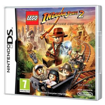 LEGO INDIANA JONES 2 ADVENTURE CONTINUES