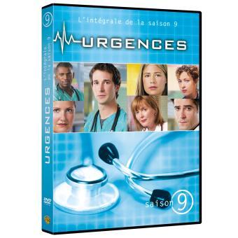 UrgencesUrgences Coffret intégral de la Saison 9 - DVD