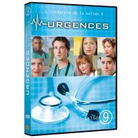 Urgences Coffret intégral de la Saison 9 - DVD