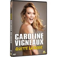 Carole Vigneaux quitte la robe DVD