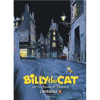 Billy the catBilly the cat : intégrale