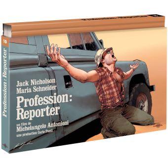 Profession : Reporter Coffret Ultra Collector 10 Combo Blu-ray DVD