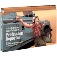 Profession : Reporter Coffret Ultra Collector 10 Combo Blu-ray DVD