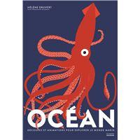 Océan - Découpes et animations pour explorer le monde marin