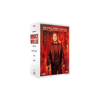 Coffret Bruce Willis 4 films DVD