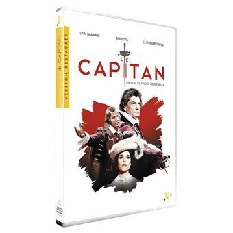 Le Capitan DVD