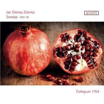 Sonates zwv 181