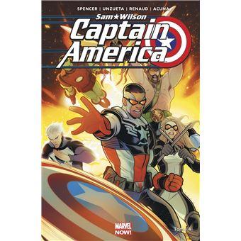Captain AmericaCaptain America : Sam Wilson