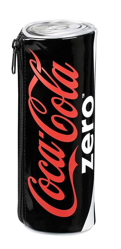 Trousse Viquel Coca Cola Drink Zero 1 compartiment Modèle aléatoire