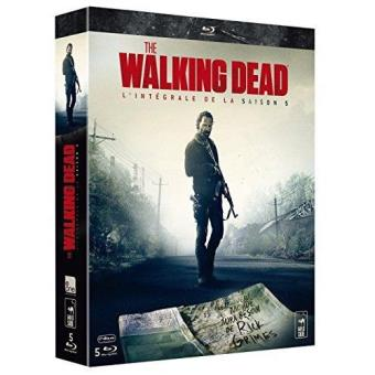 The Walking DeadThe Walking Dead Saison 5 Blu-ray