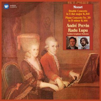 Piano concertos 10 & 20