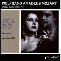 Don giovanni - Metropolitan opéra New York 1959