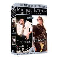 Coffret Michael Jackson, The King Of Pop DVD