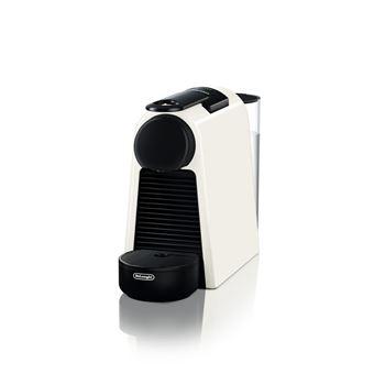 Expresso à capsules Krups Nespresso Essenza Mini Blanc