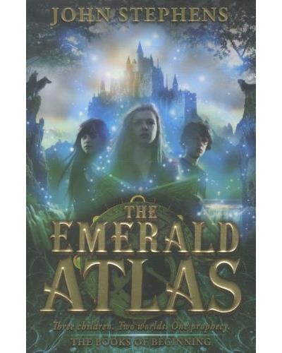 The emerald atlas 01. the books of beginning