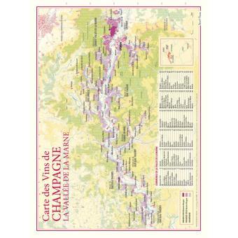 Carte des vins de champagne vall e de la marne collectif achat livre achat prix fnac - Magasin marne la vallee ...