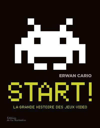 """Résultat de recherche d'images pour """"start la grande histoire des jeux vidéo"""""""