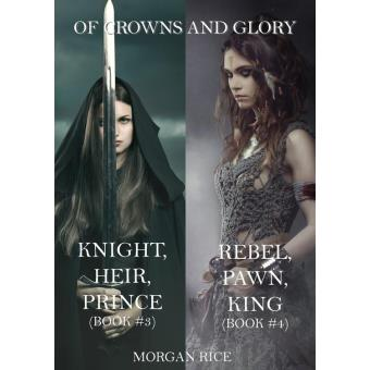 Of Crowns And Glory Bundle Knight Heir Prince Rebel Pawn