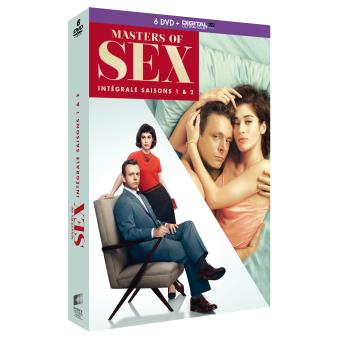 Masters of SexCoffret Masters of Sex Saisons 1 et 2 DVD