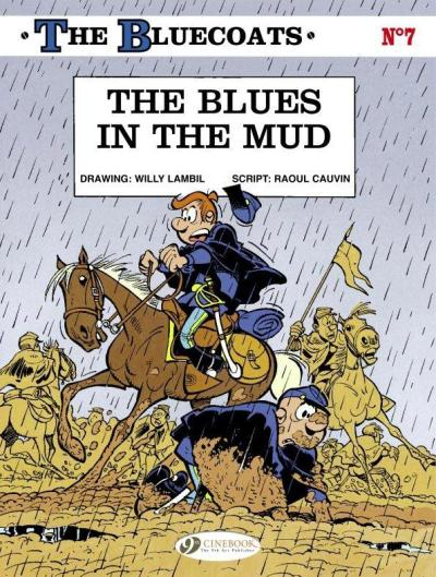The Bluecoats - tome 7 The blues in the Mud