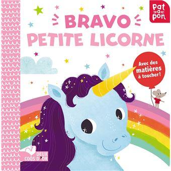 La petite LicorneBravo jolie licorne