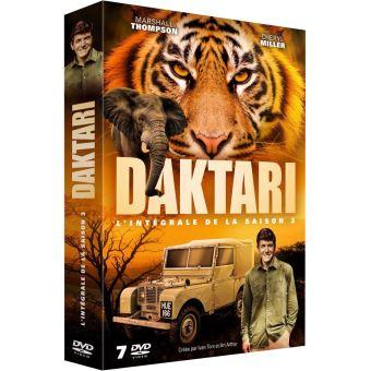 DaktariDaktari Saison 3 DVD