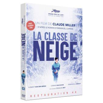 La classe de neige DVD