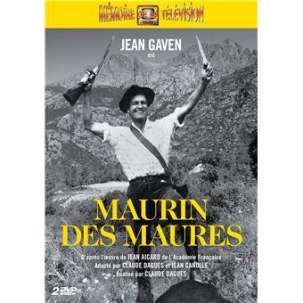 Maurin des MauresMaurin des Maures Coffret DVD