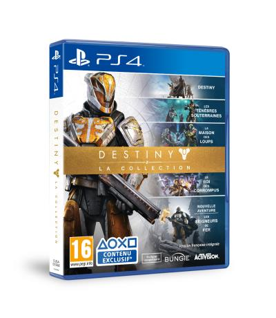 Destiny : La Collection PS4