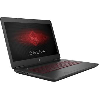 "Hp Omen 17.3"" - Intel i7-7700 - 16GB RAM - 128GB SSD+1TB HDD - nVidia GeForce GTX 1050 2GB"