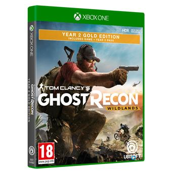 Tom Clancy's Ghost Recon Wildlands Year 2 Gold Edition Xbox One