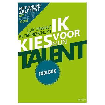 Ik kies voor mijn talent - Toolbox