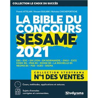 LA BIBLE SESAME
