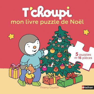 Mon livre puzzle de Noël