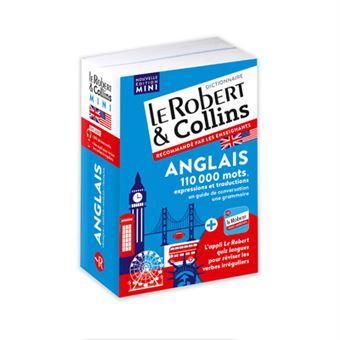 Le Robert & Collins Mini Anglais NE