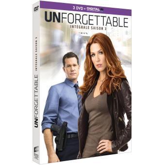 UnforgettableUnforgettable Saison 3 DVD