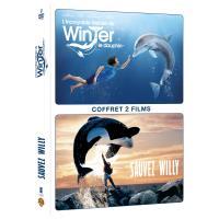 Sauvez Willy - L'incroyable histoire de Winter le dauphin - Coffret