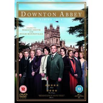 Downton AbbeyCoffret intégral de la Saison 4 - DVD