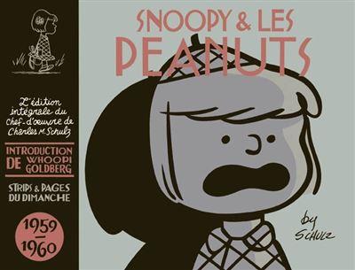 Snoopy - Intégrales - Snoopy et les Peanuts - Intégrale - tome 5 (1959-1960)