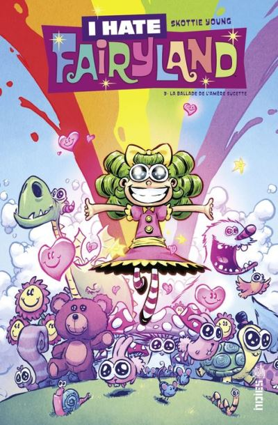 I hate fairyland tome 3 - 9791026830016 - 9,99 €