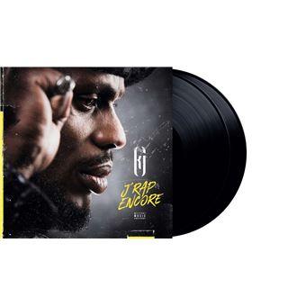 J'Rap Encore Double Vinyle Gatefold Edition Limitée et numéroté