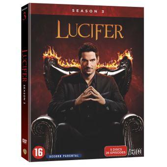 LuciferLucifer Saison 3 DVD
