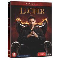 Lucifer Saison 3 DVD