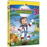 George le petit curieux DVD